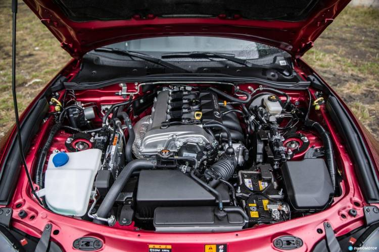 Mazda Mx 5 2019 Prueba 6