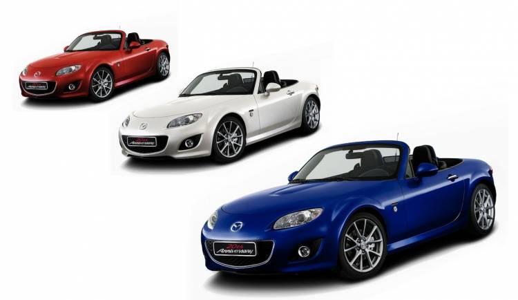 Mazda MX-5 Anniversary Edition