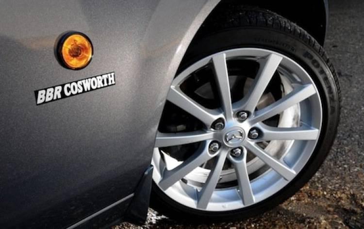 Mazda MX-5 modificado por BBR-Cosworth