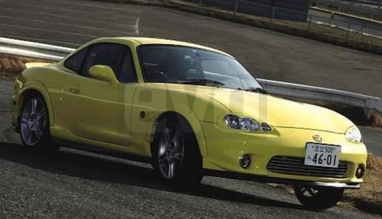 Mazda MX-5 Coupé