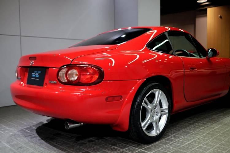 Mazda Mx 5 Coupe Type S 0219 005