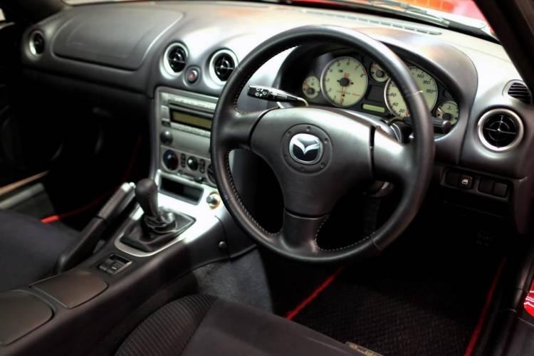 Mazda Mx 5 Coupe Type S 0219 008