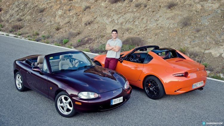 Mazda Mx 5 Nd Vs Nb Dcd 1019 048