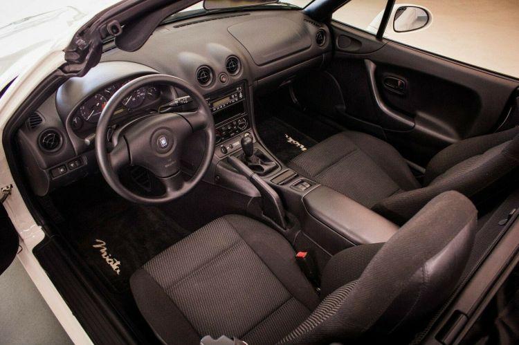 Mazda Mx 5 Subasta Precio 2000 6