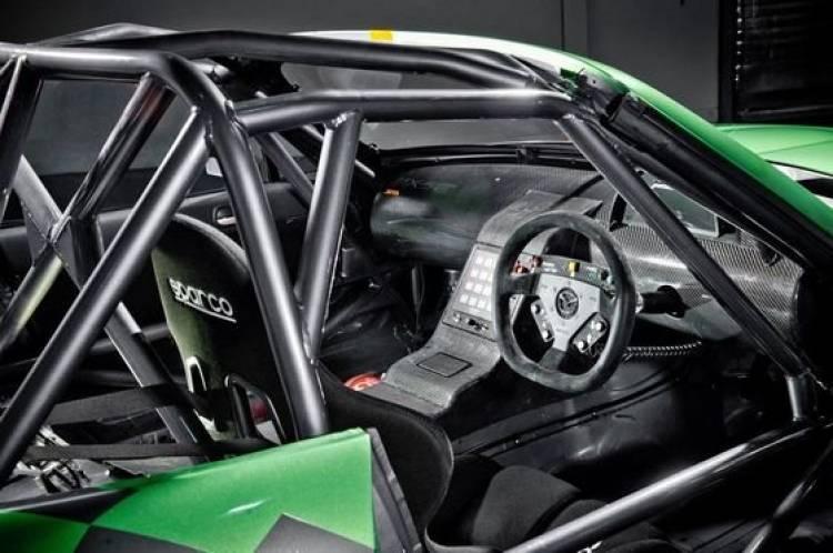 Mazda MX-5 GT, el caballito del diablo en competición