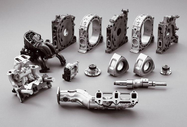 Mazda Piezas Motor Rotativo