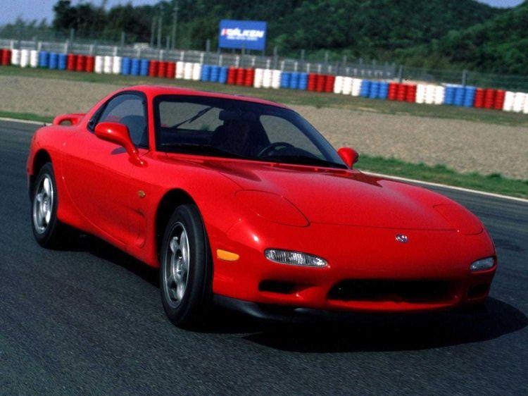 Mazda Rx 7 Anos Noventa