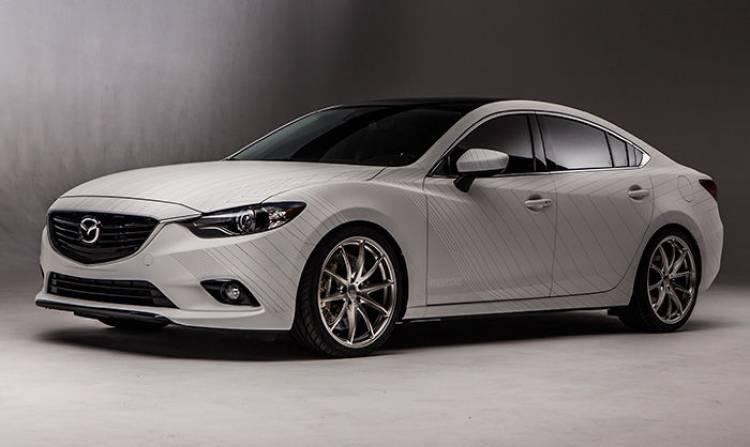 Mazda en el SEMA Show 2013