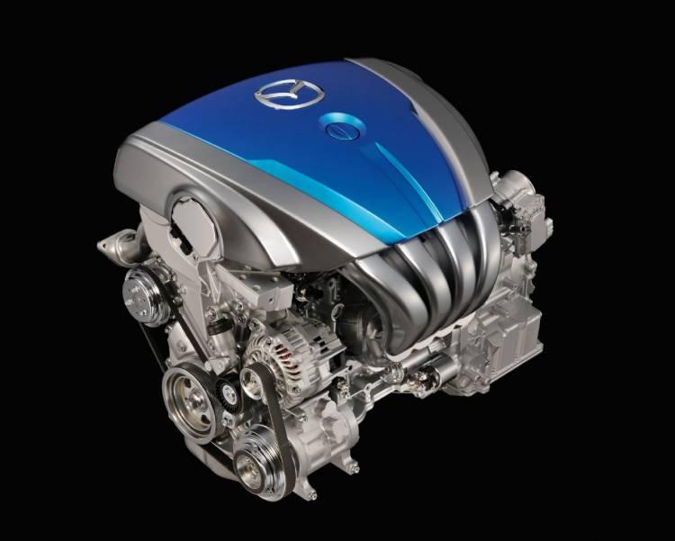 Mazda SKY-G, nuevos motores gasolina de 2.0 litros