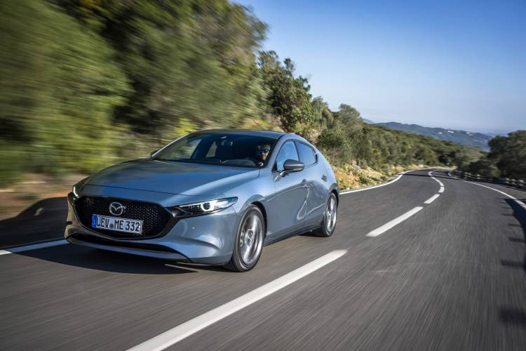 Mazda3 2019 Polymetal Frontal 02