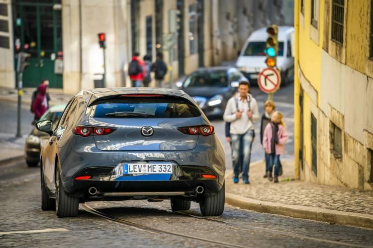 Mazda3 2019 Polymetal Trasera 05
