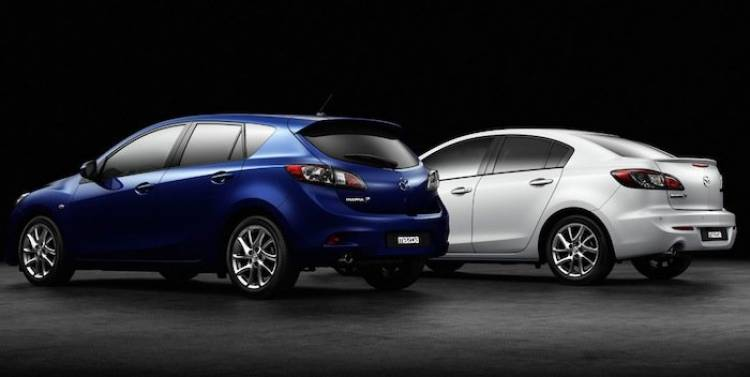 Mazda3 y Mazda3 SportSedán