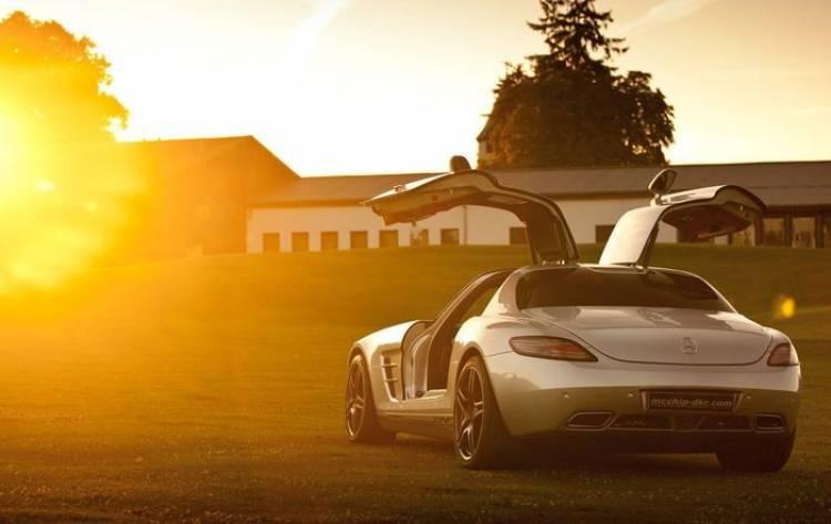 Mercedes SLS AMG MC700, 700 CV gracias a MC Chip