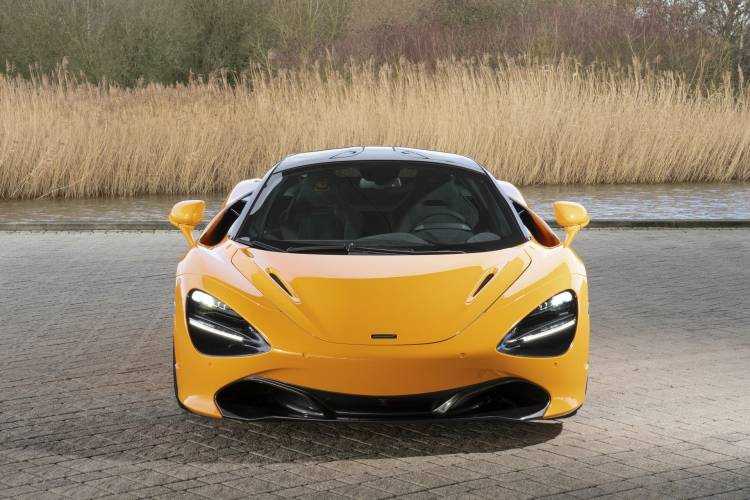 Mclaren 720s Spa 68 Collection Front