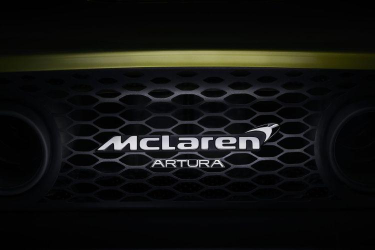 McLaren Artura: así se llamará el futuro híbrido deportivo de Woking