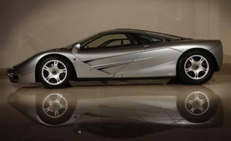 El primer McLaren F1 se vende