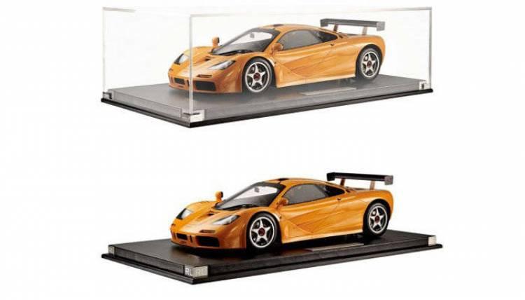 McLaren F1 LM 1:18