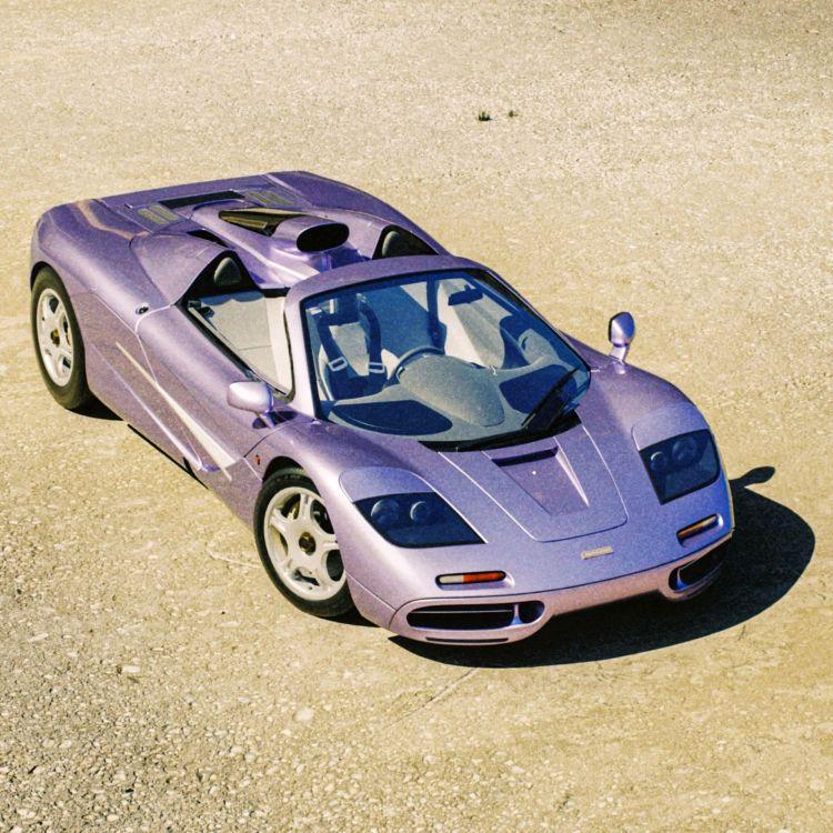 Mclaren F1 Roadster Lmm Design 0821 001