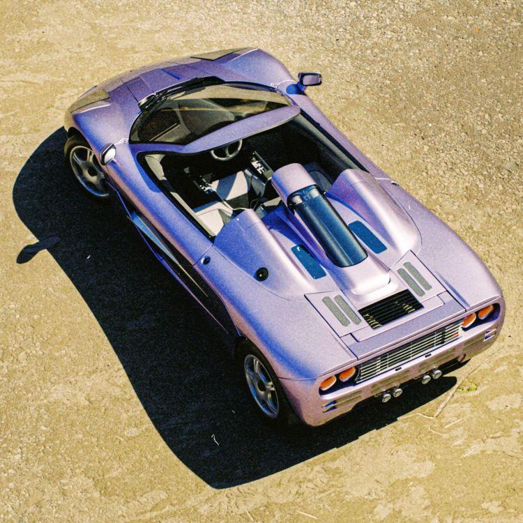 Mclaren F1 Roadster Lmm Design 0821 002