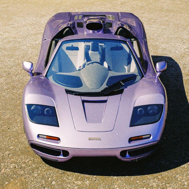 Mclaren F1 Roadster Lmm Design 0821 003