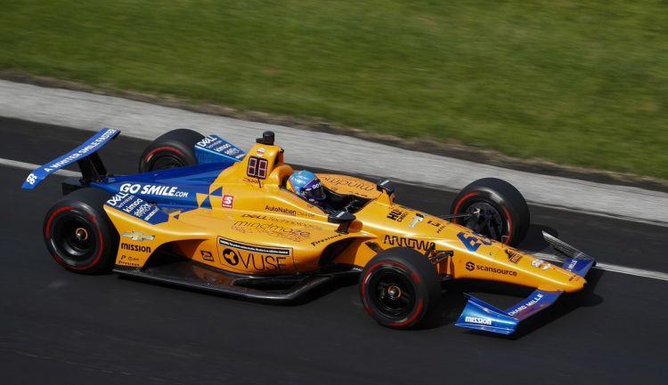 Mclaren Indy500 2019