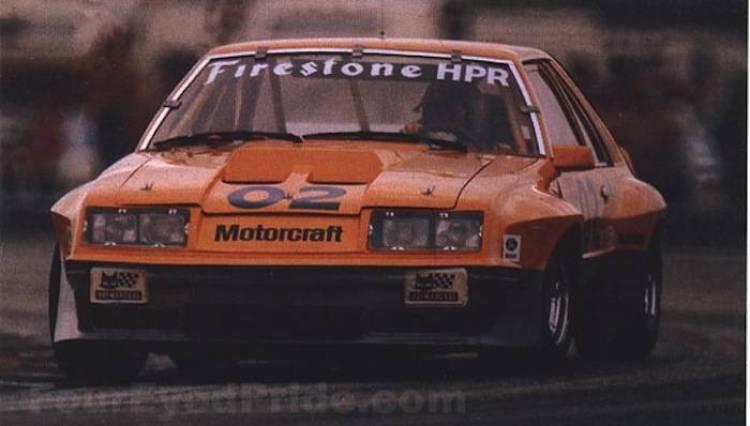 McLaren M81 Mustang (1980)