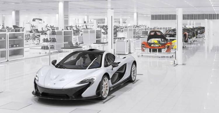 McLaren revela todas las especificaciones del McLaren P1