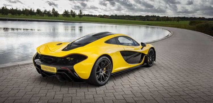 6 minutos y 30 segundos, un nuevo posible tiempo en Nürburgring para el McLaren P1