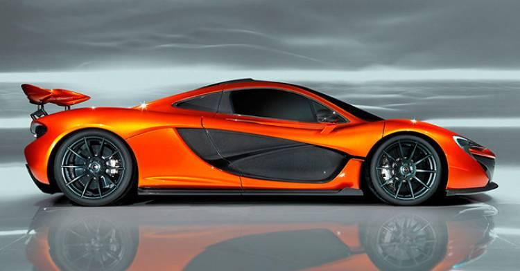 ¿Qué cambiará en el McLaren P1 de producción?