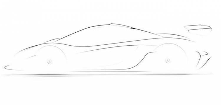 Hoy se presenta el McLaren P1 GTR: la versión de circuito del P1 tendrá 1.000 caballos