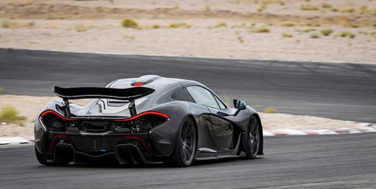 McLaren P1: ¿6 minutos y 47 segundos en Nürburgring?
