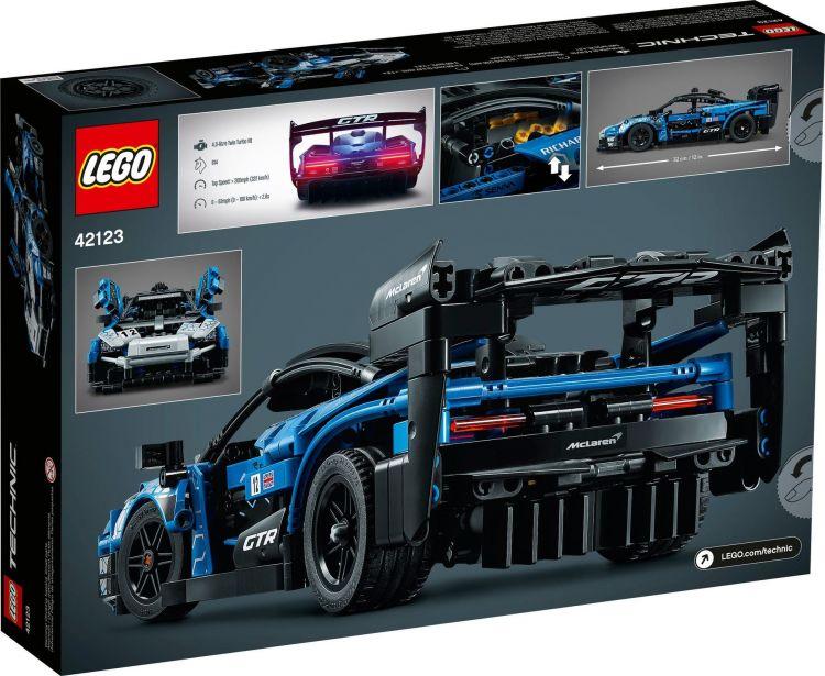 Mclaren Senna Gtr Lego 11