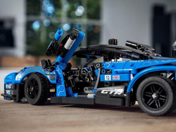 Mclaren Senna Gtr Lego 9