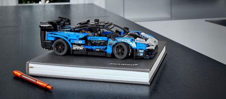 Mclaren Senna Gtr Lego P