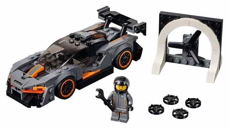 Mclaren Senna Lego 5