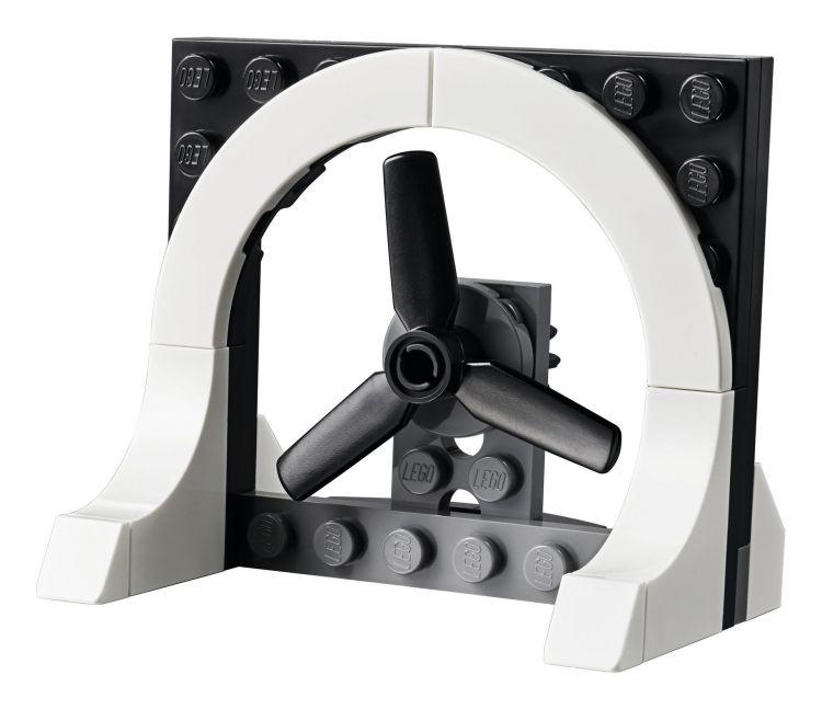 Mclaren Senna Lego 6