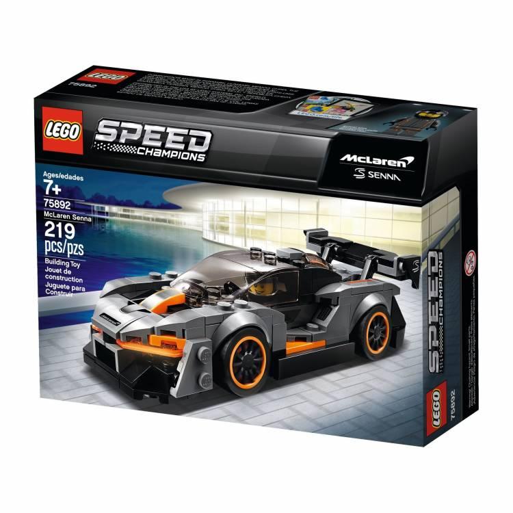 Mclaren Senna Lego 7