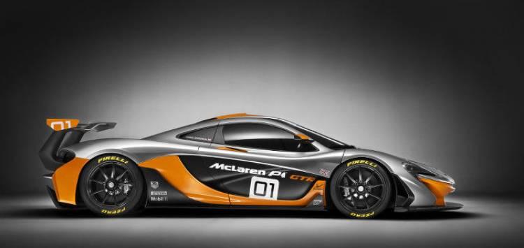 Un nuevo McLaren 650S por McLaren Special Operations para el debut europeo del P1 GTR