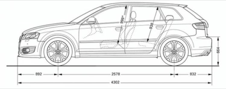Audi S3 Sportback  Im U00e1genes Oficiales