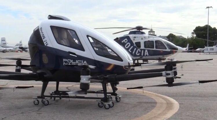 Megadron Policia Nacional 3