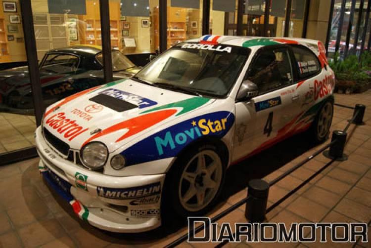 Megaweb Toyota Corolla WRC