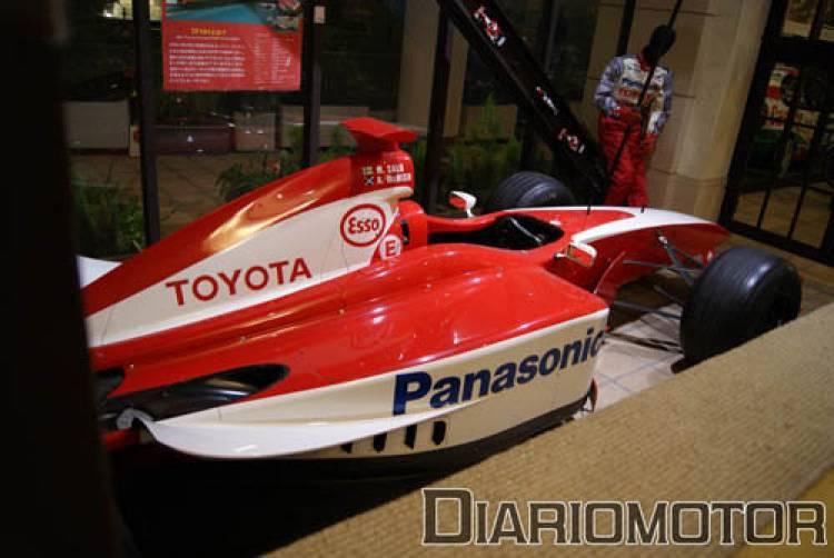 Megaweb F1 TF101