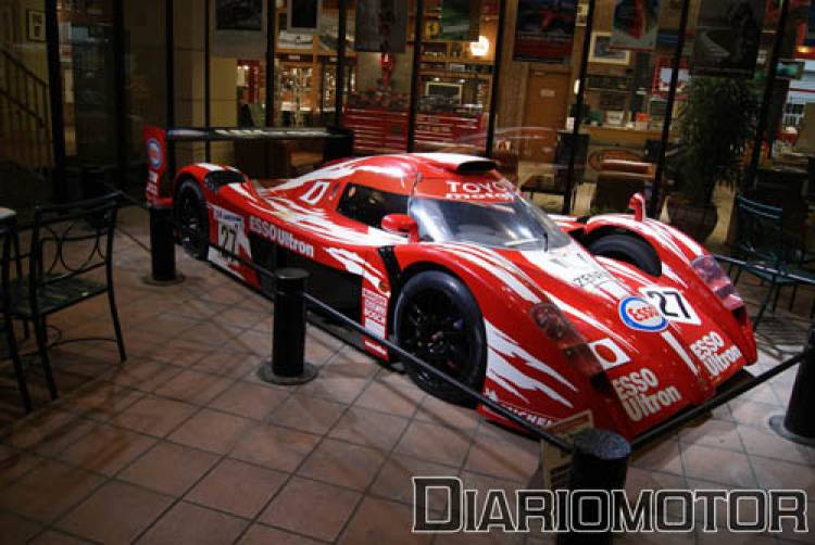 Megaweb Toyota GT-One