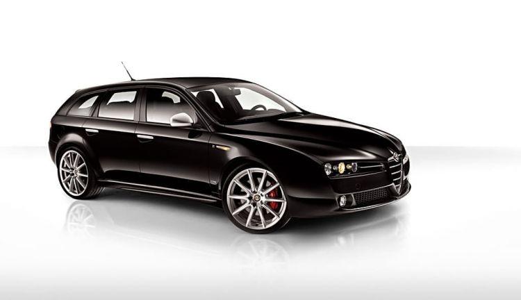 Mejor Coche Ocasion Segunda Mano Nuevo Alfa Romeo 159 Ti