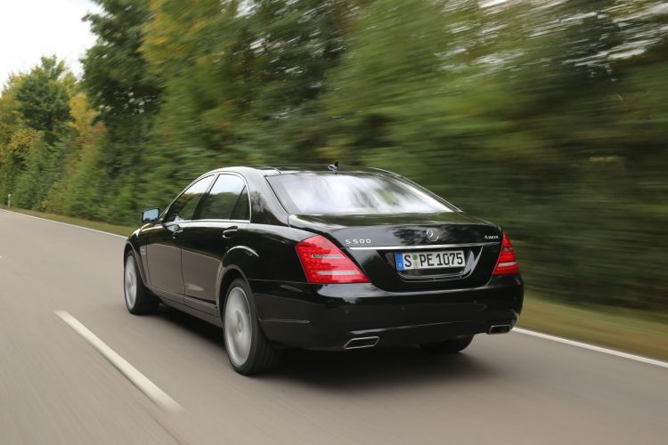 Die Tradition Der Mercedes Benz S Klasse The Tradition Of The Mercedes Benz S Class""