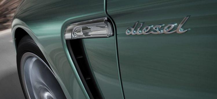 Mejor Coche Ocasion Segunda Mano Nuevo Porsche Panamera Diesel Logo