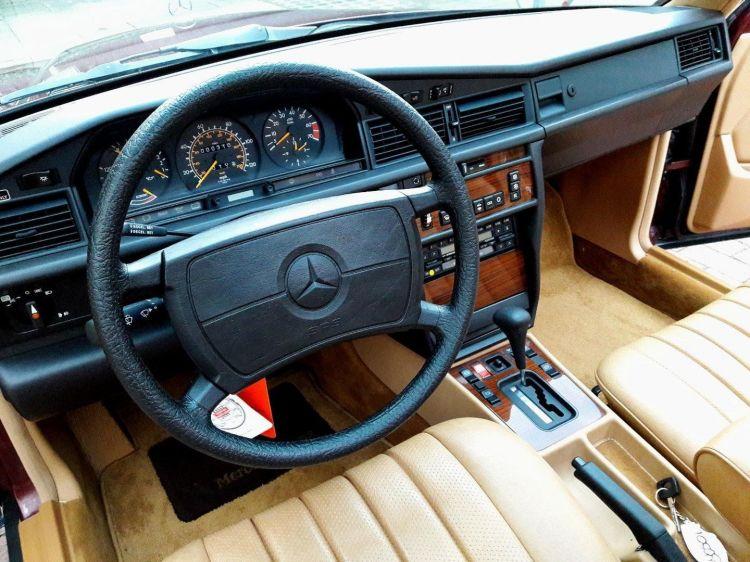 Mercedes 190 Clasico Venta 11