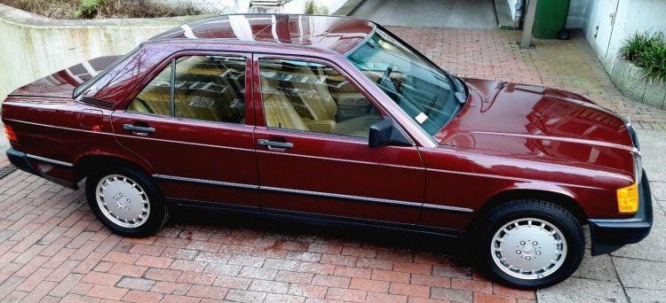 Mercedes 190 Clasico Venta P