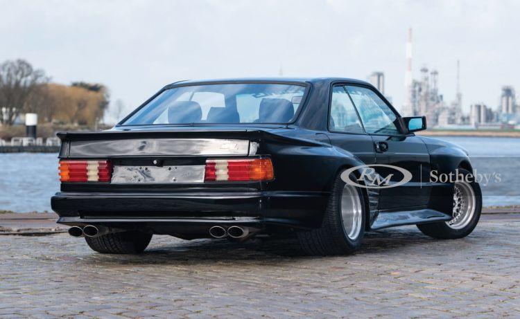 Mercedes 500 Sec Tuning Dm 1