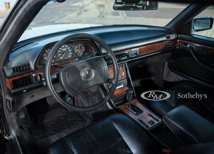 Mercedes 500 Sec Tuning Dm 6